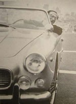 Éric Berne et la Maserati